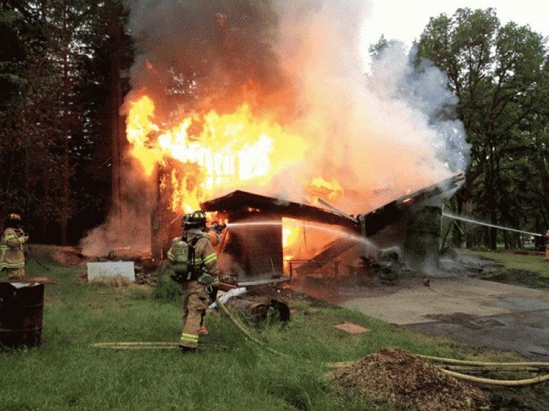 Witcher Gateway Fire