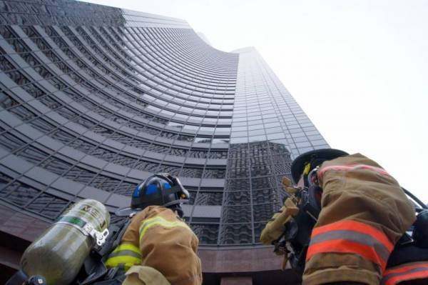 2013 Seattle Stair Climb