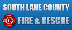 South Lane County Fire and Rescue, Lane County Oregon - Logo